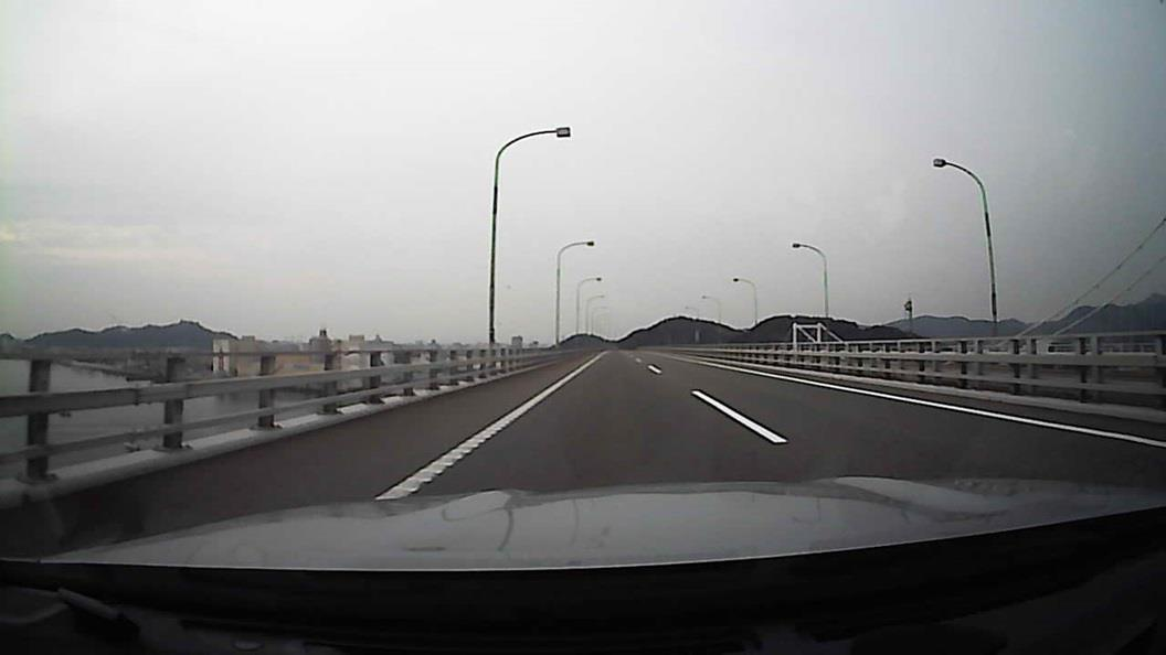 これは…、なんて橋?