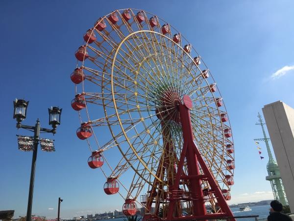 神戸散策「ハーバーランド、南京町」