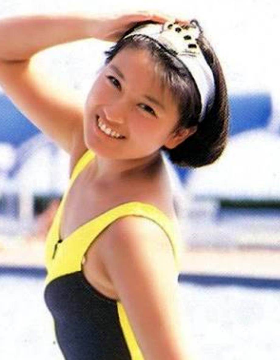 頃 若い 島崎 和歌子