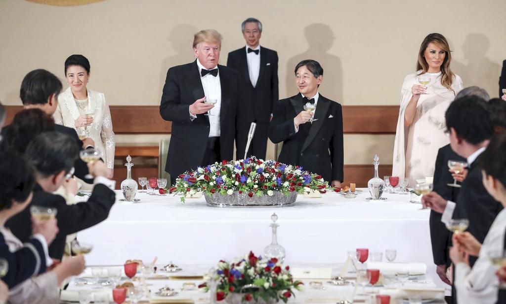 宮中晩餐会