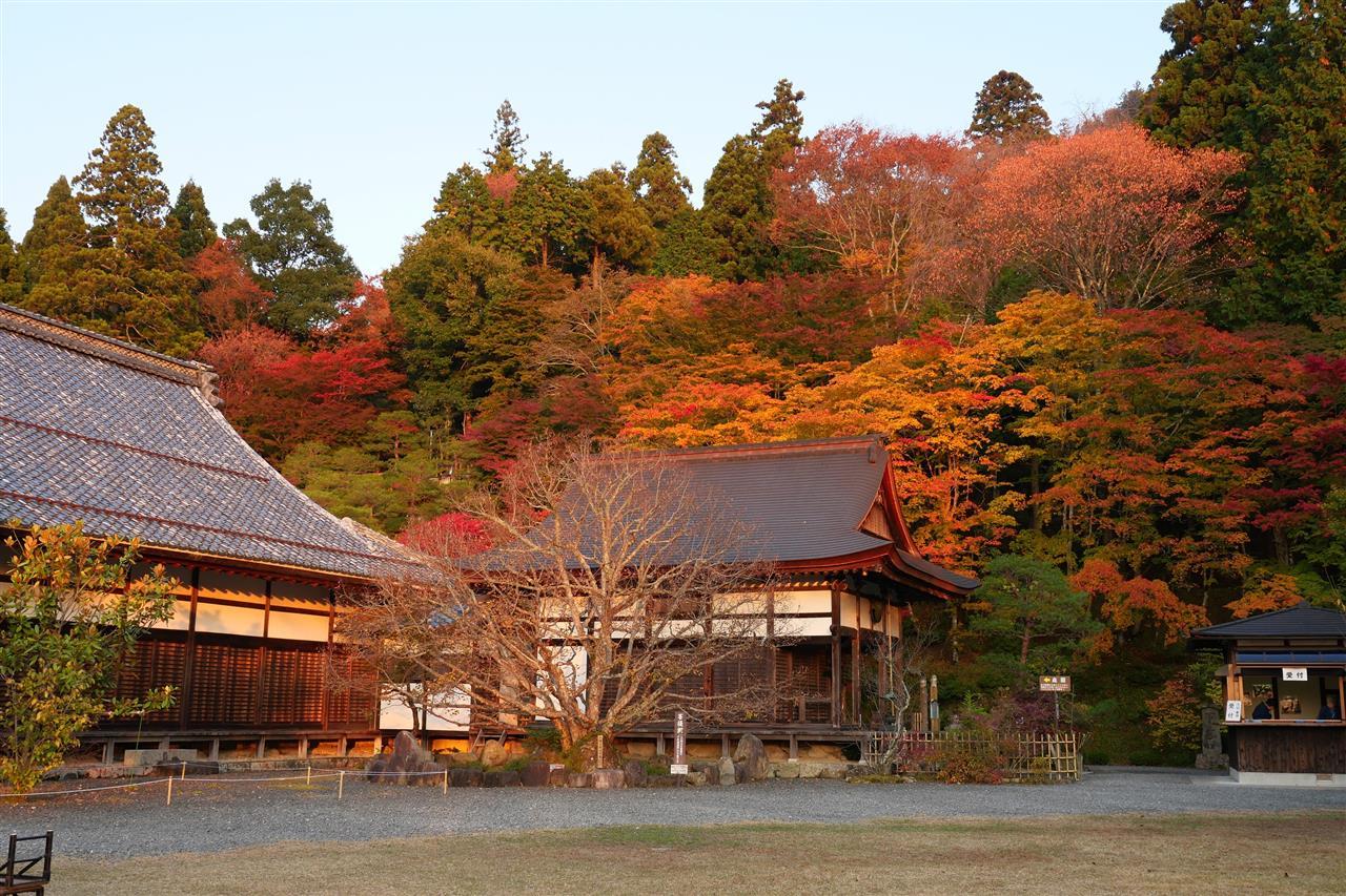 滋賀 県 湖東 三山