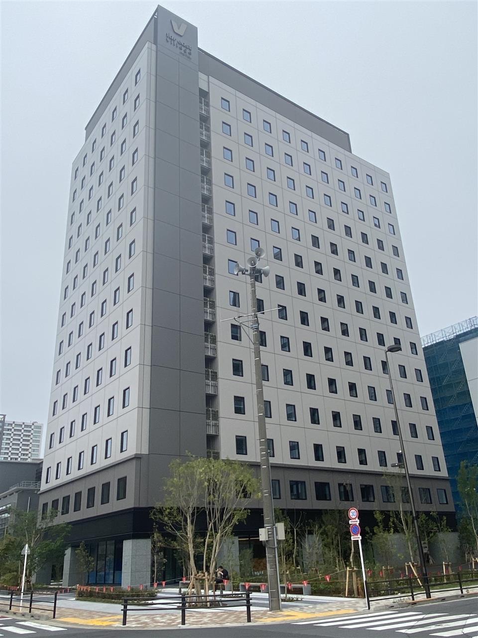 有明 ビレッジ ファー 東京 イースト ホテル