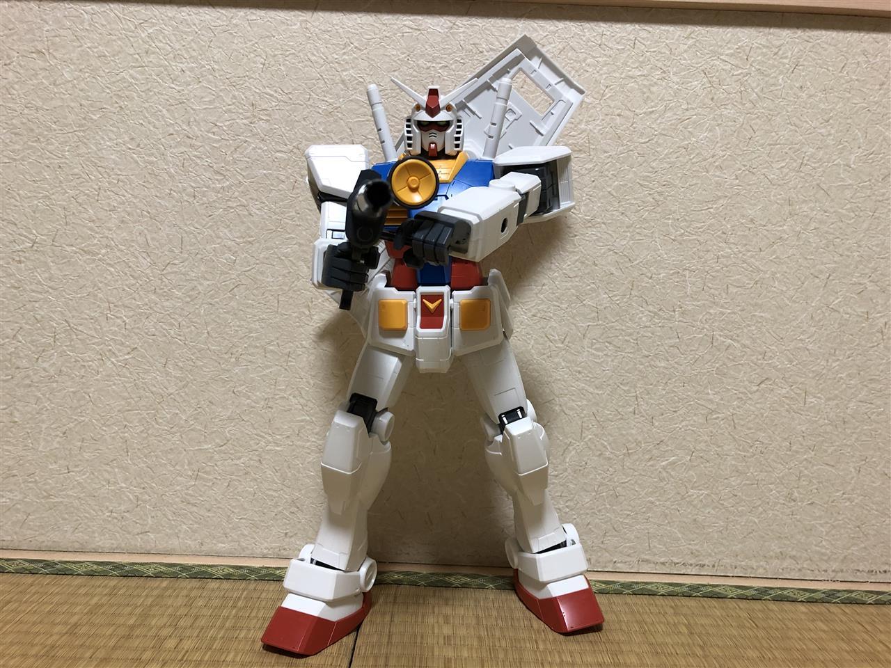 RX-78-2 ガンダム【メガサイズモデル】