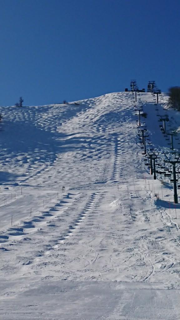 北 場 ハチ 高原 スキー